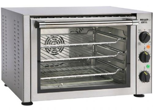 Roller Grill FC380TQ Mini Convection Oven + Grill + Base Element Ovens